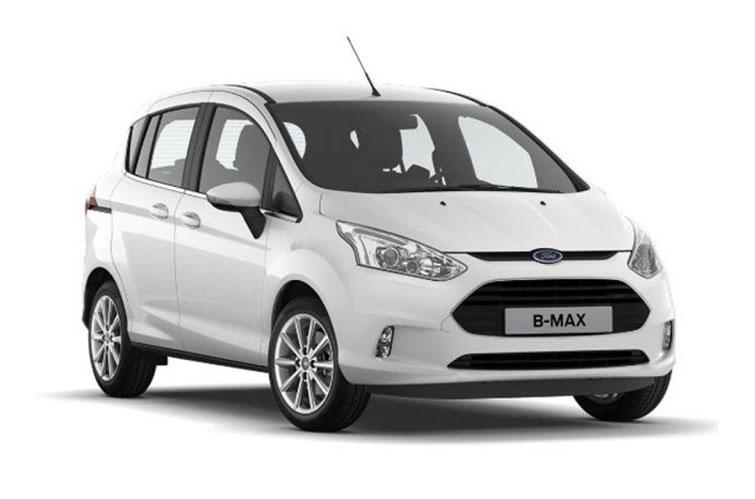 ford b max bianca