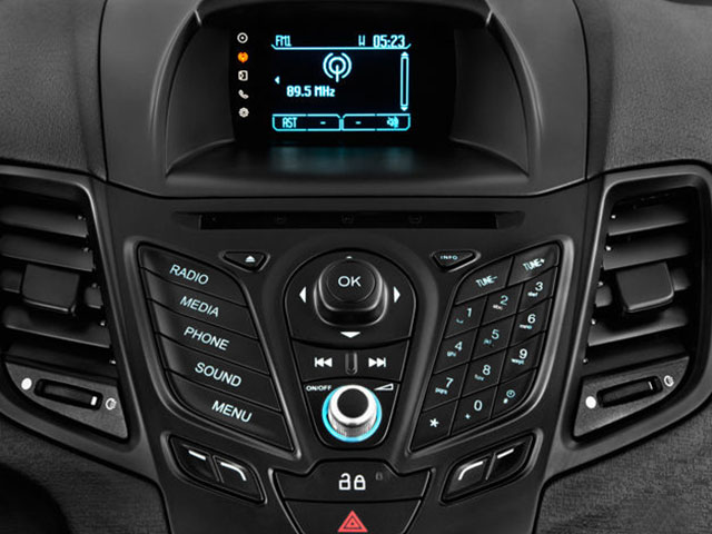 Audio Sony Nuova Ford Fiesta