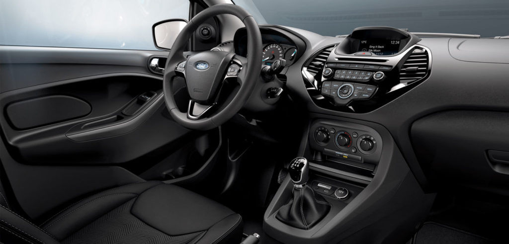 Nuova Ford Ka